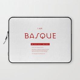 I AM BASQUE Laptop Sleeve