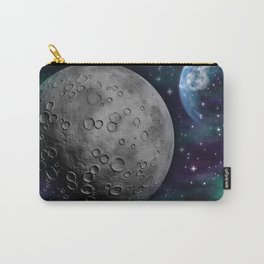 Moon and the Sky Carry-All Pouch