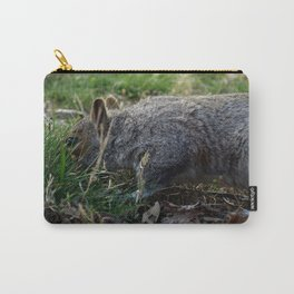 Nosy squirrel. Carry-All Pouch