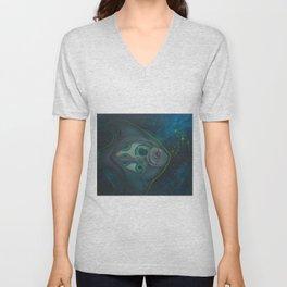 Fisheye Unisex V-Neck