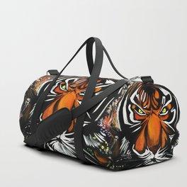 Tiger Stare Duffle Bag