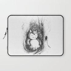 Snoozy Snorlax Laptop Sleeve