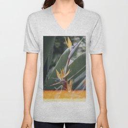 Bird of paradise Unisex V-Neck