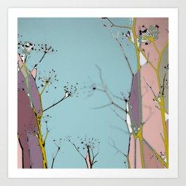 Hamptons 1 Art Print