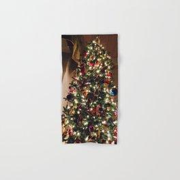 Christmas Tree Hand & Bath Towel