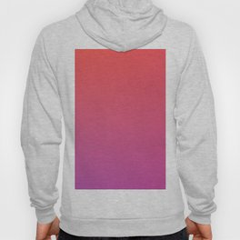 SPECIAL MOMENT - Minimal Plain Soft Mood Color Blend Prints Hoody