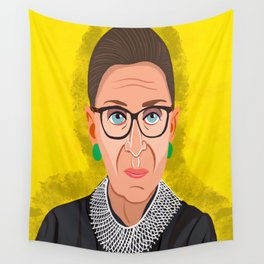 RBG Wall Tapestry
