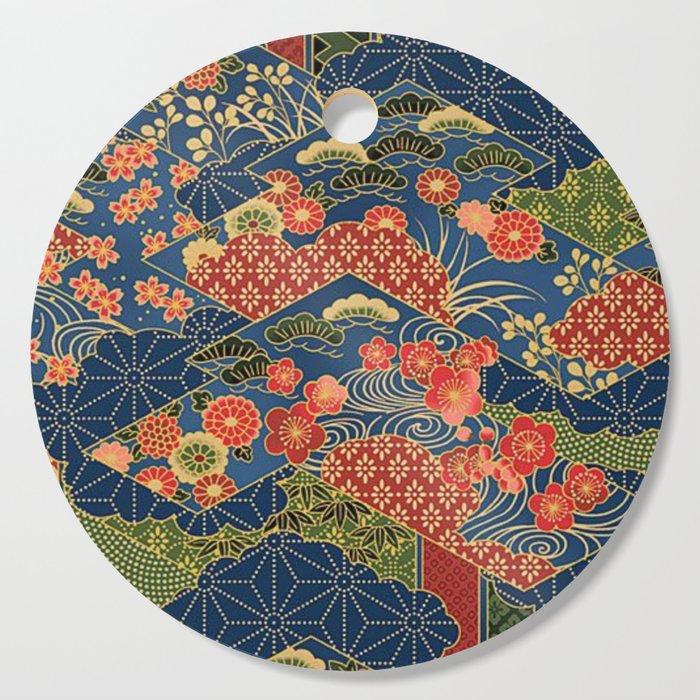 Japan Quilt Cutting Board