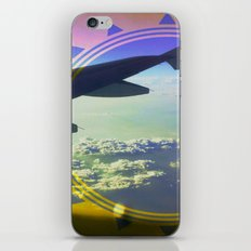 Above It All iPhone & iPod Skin