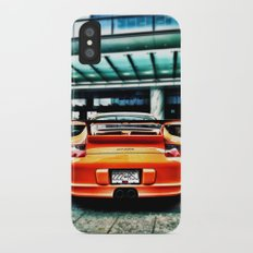Muy Naranja iPhone X Slim Case