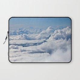 Arctic Clouds Laptop Sleeve