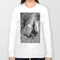 cheese Long Sleeve T-shirts featuring Cheese! by Amy C Peters