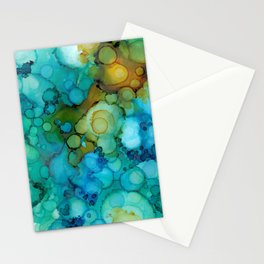Pondlight Stationery Cards