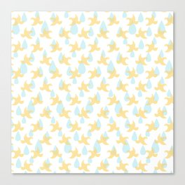 Take Flight (Patterns Please) Canvas Print