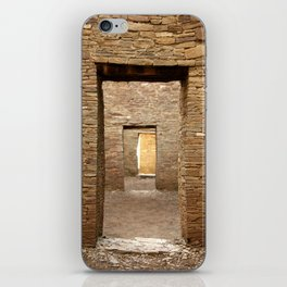 Chaco Canyon, March 2007 iPhone Skin