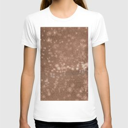 Cowhide spots for a wildlife lover T-shirt