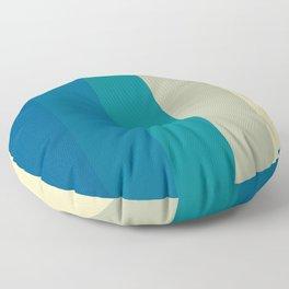 Airlines Floor Pillow