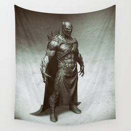 Evil bat 2 Wall Tapestry
