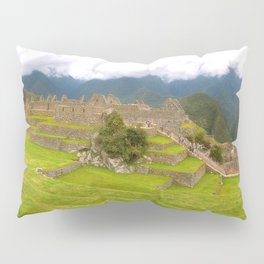 Machu Picchu Pillow Sham
