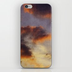 EvEninG clouDs iPhone & iPod Skin