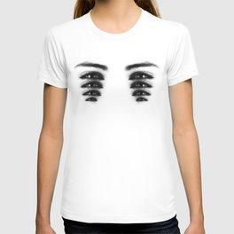 wild open T-shirt