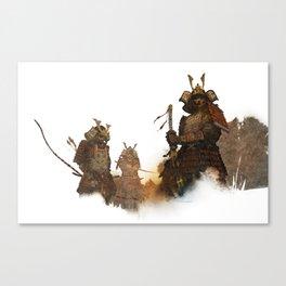 samurai2 Canvas Print