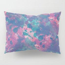 Dinamic Water Colors Pillow Sham