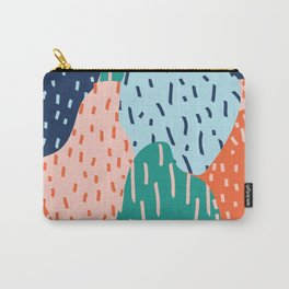 Santa Fe (Abstract) Carry-All Pouch