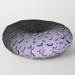 Bats Floor Pillow