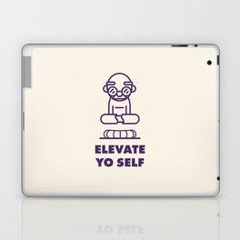 Elevate Yo Self Laptop & iPad Skin