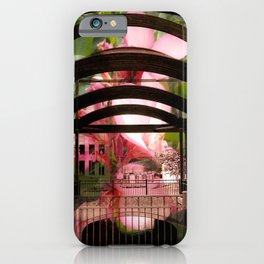 """Spring In Kalamazoo"" iPhone Case"