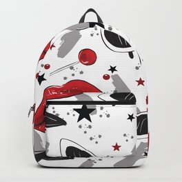 Shopping is always a good idea Backpack