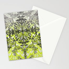 Butterfly Tail Stationery Cards
