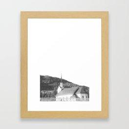 Kirke Framed Art Print