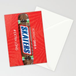 SKATERS Stationery Cards