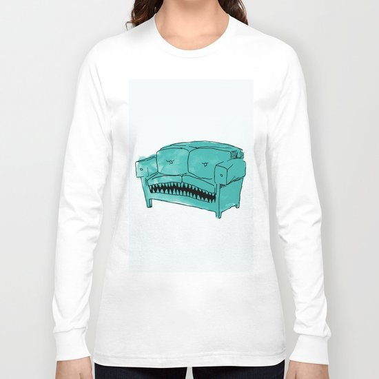 Hungry Couch Long Sleeve T-shirt