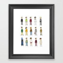 Ferrells Framed Art Print