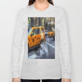 New York Taxis Long Sleeve T-shirt