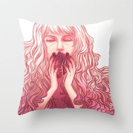 You took my heart...  Throw Pillow