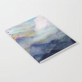 Mountain Sunrise Notebook