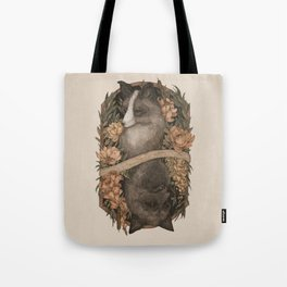 Friend Fox, Foe Fox Tote Bag