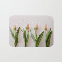 Four Tulips Bath Mat
