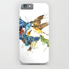 Birds Galore Slim Case iPhone 6s