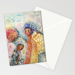 Presence of Angels  Stationery Cards