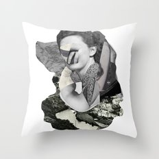 Lodzi by Zabu Stewart Throw Pillow