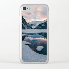 The Great White North Clear iPhone Case