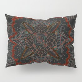 Divine Intention 5: Solar Red Pillow Sham