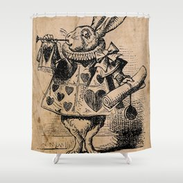 Lapin Shower Curtain