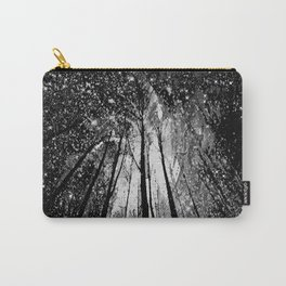 TREES AND STARS Twinkle Sparkles Carry-All Pouch
