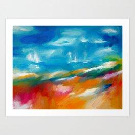 Pure Aerosol Art Print